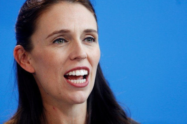 PM Ardern apologises to family of British tourist killed in New Zealand
