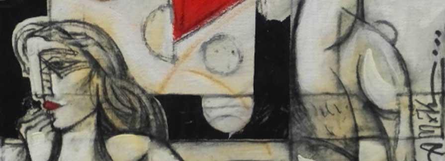 Nicolas Sideris Painting Exhibition