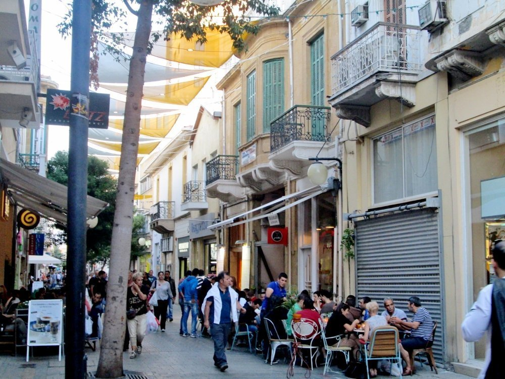 What do Cypriots spend their money on?
