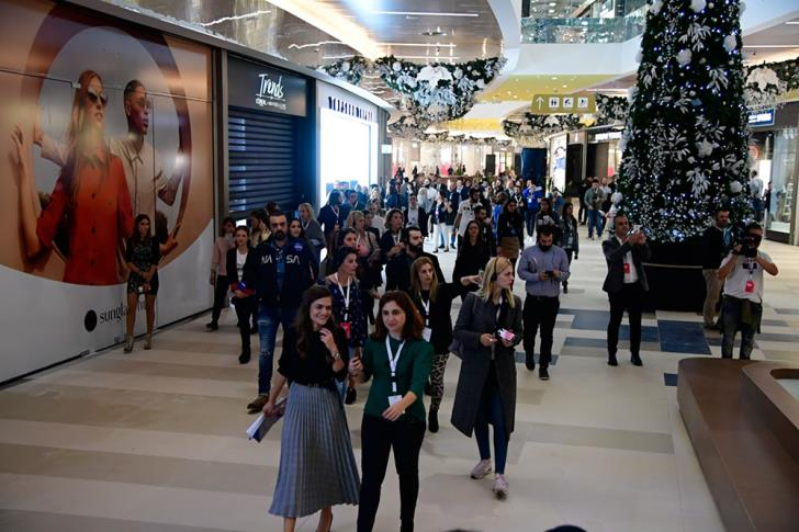 15% of Cyprus' population visited Nicosia Mall