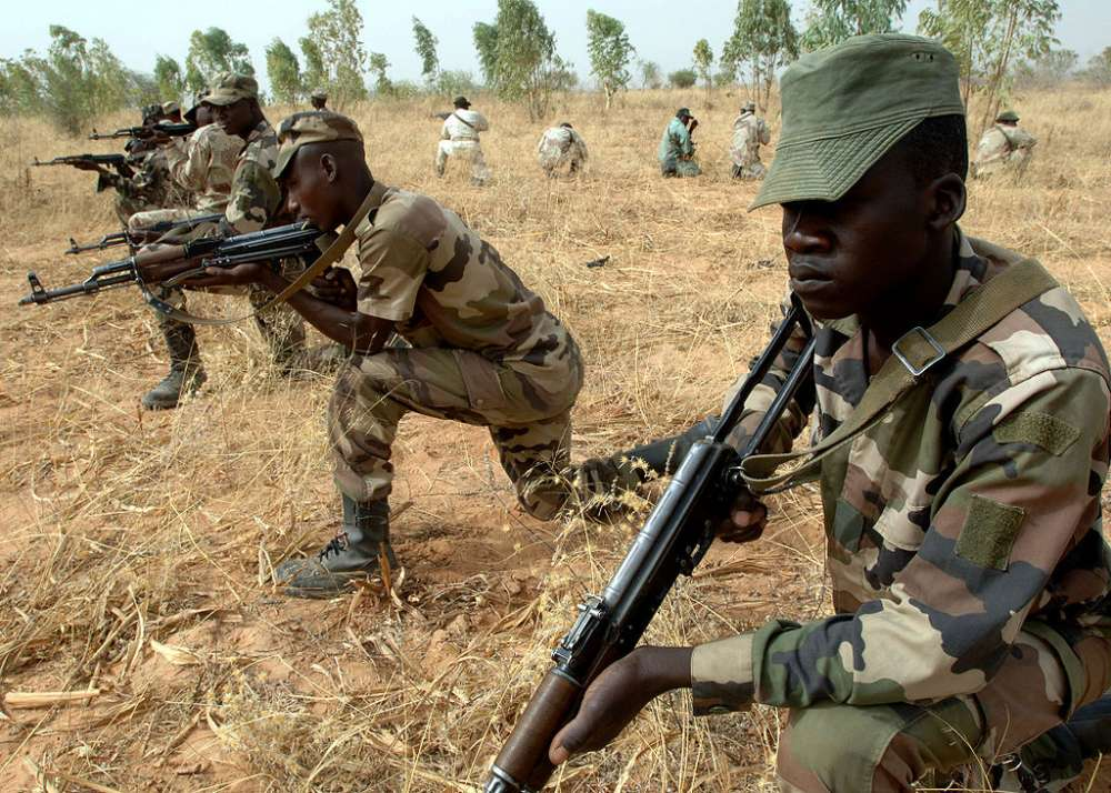 Niger troops kill more than 280 Boko Haram militants - government
