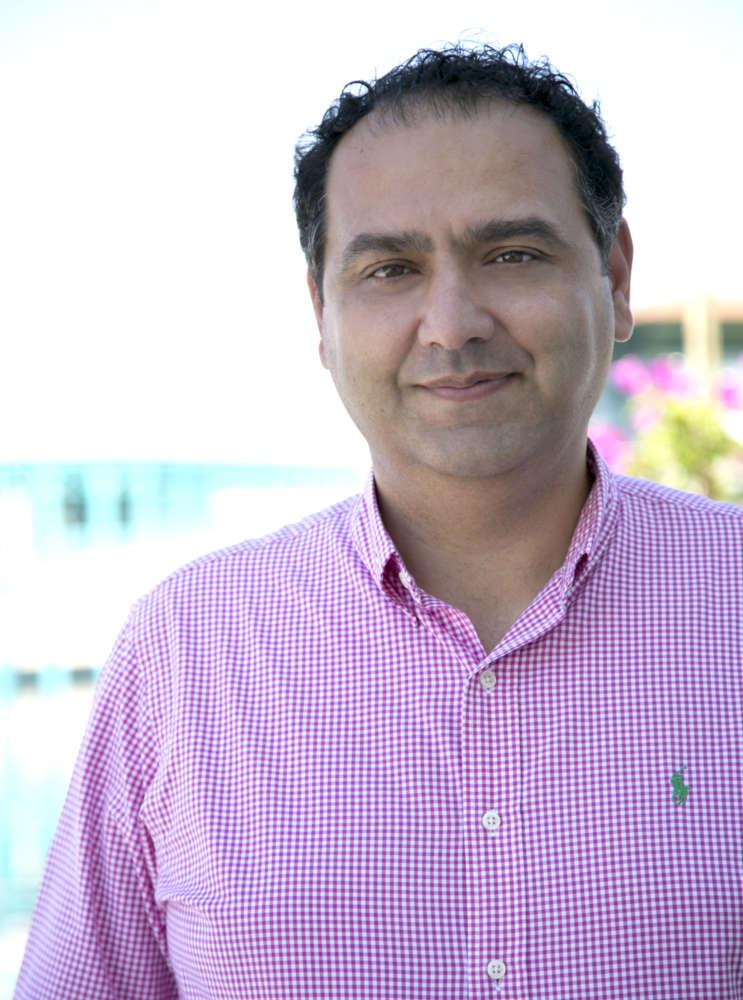 Limassol Marina's General Manager is Nikiforos Pampakas