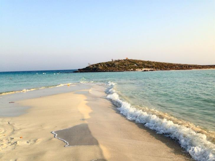 Canvas Holidays estimates Nissi Beach worth £25m