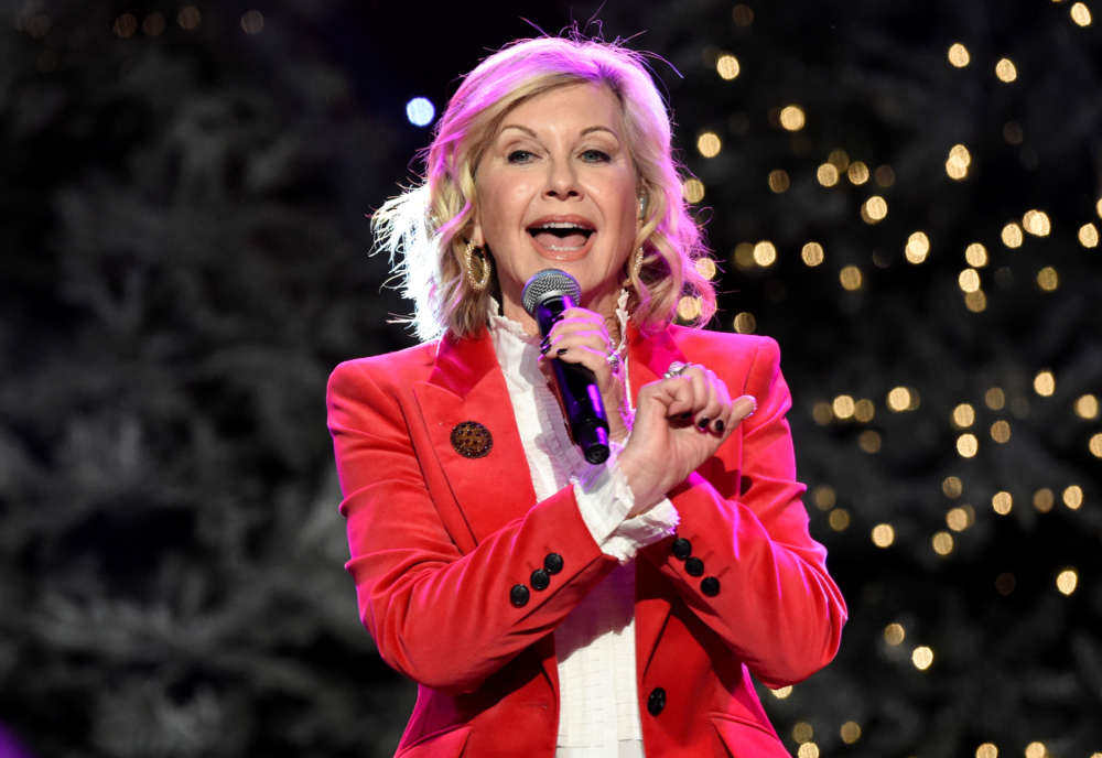 Olivia Newton-John becomes a dame inUKNew Year's honours list
