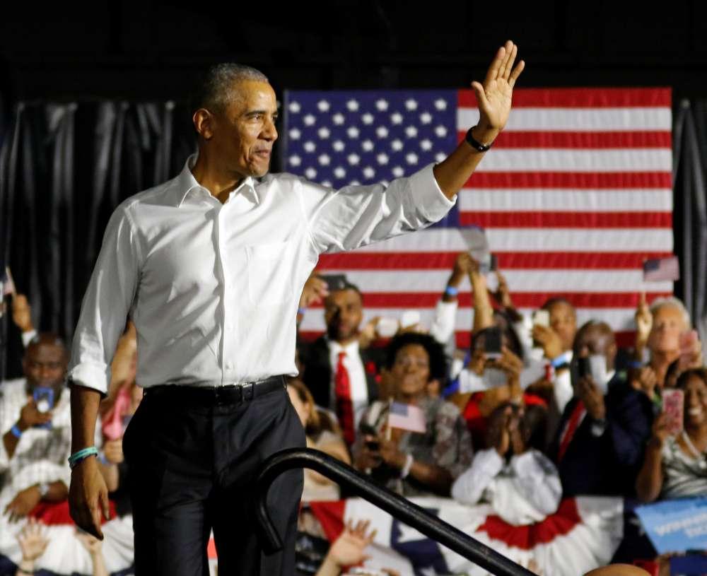 Obama warns against fear