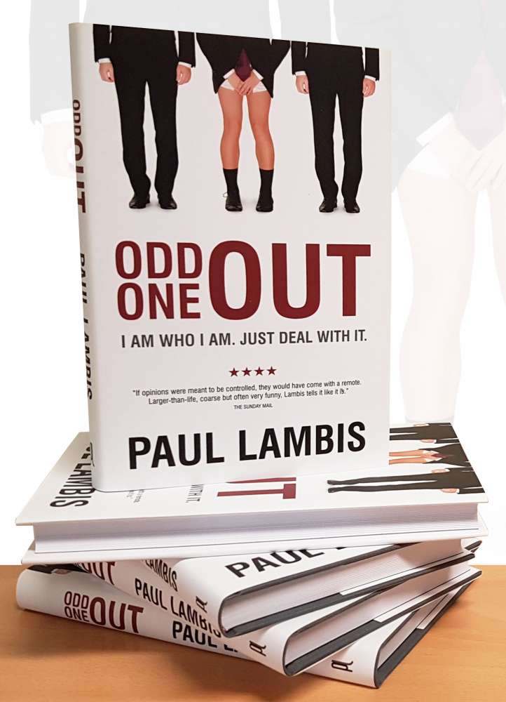 """Odd One Out' by Paul Lambis launched"