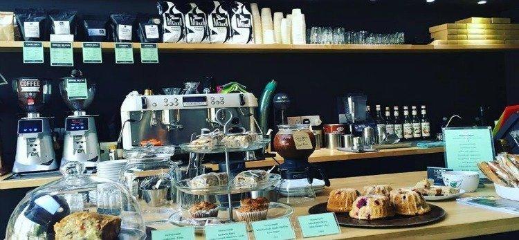 Menta Specialty Coffee shop