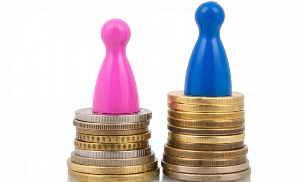 Wage gap between men and women still there