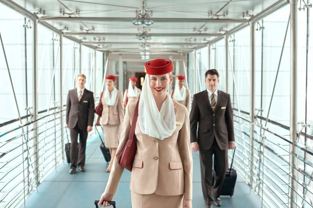 Emirates looking for Cabin Crew in Cyprus
