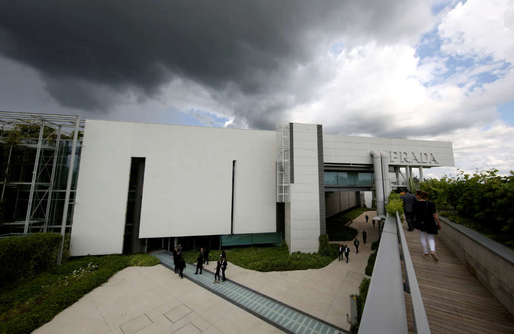 Belgian designer Raf Simons joins Prada as co-creative director
