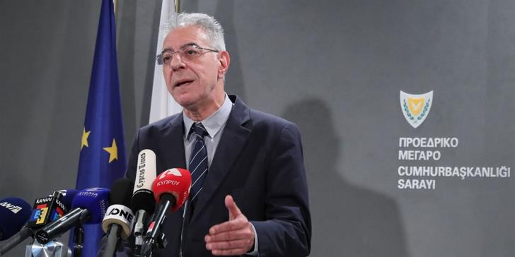 Government Spokesman marks President's huge effort for Cyprus talks to resume