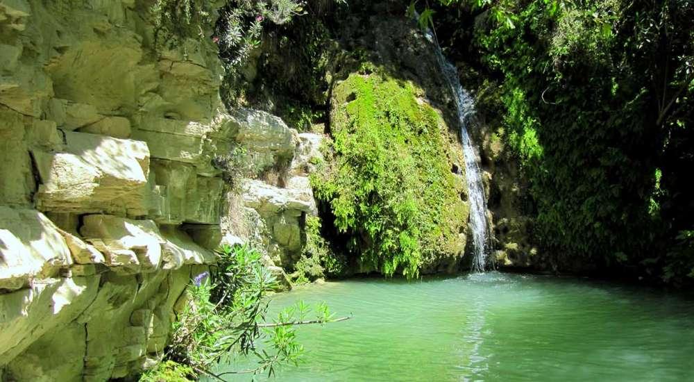 Pafos 3 - Pafos (Paphos) - Ag.Georgios - Lara - Fontana Amorosa - Baths of Aphrodite Cycling Route