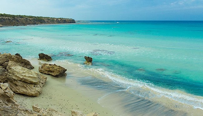 Paphos wins Gold Prize for its coasts