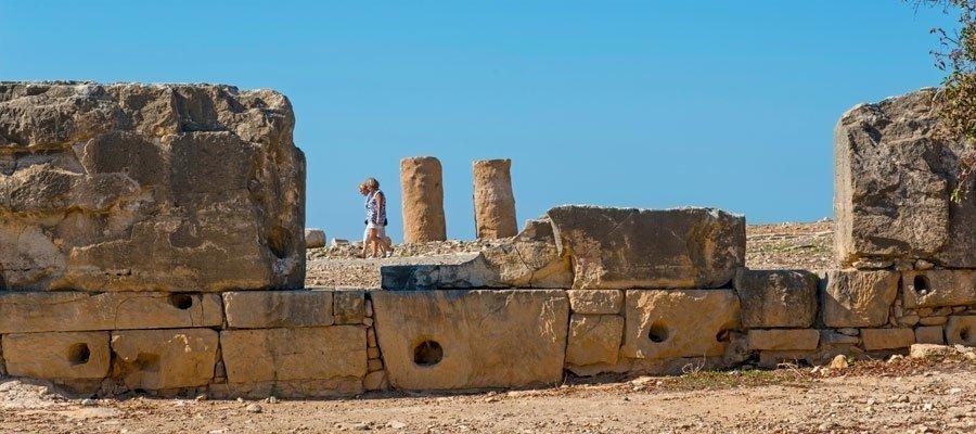 Palaipafos - Kouklia Archaeological Site