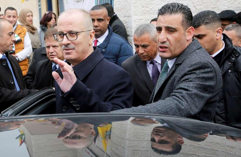Palestinian PM