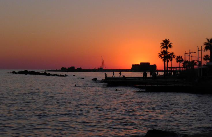 Paphos the cheapest destination for Brits looking for New Year break