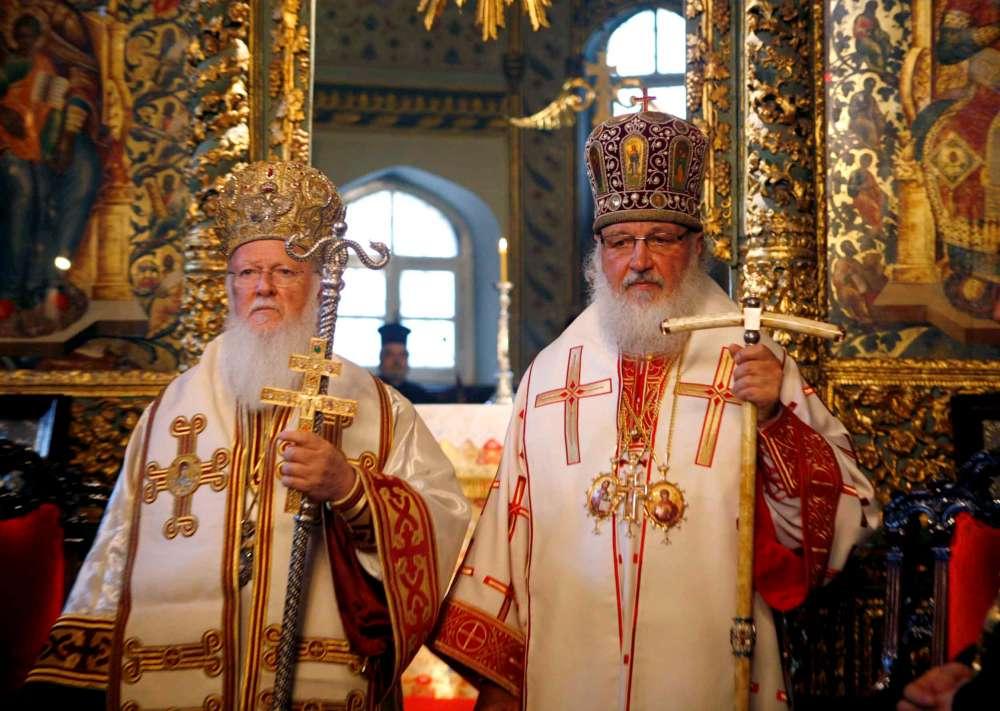 Russia vows tough response to Ecumenical Patriachate over Ukraine