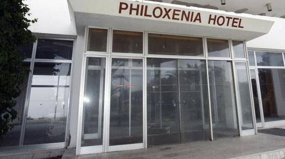 'Philoxenia' to be cut in half