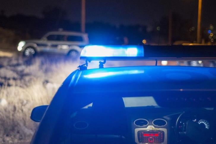 Four minors arrested in connection with car theft