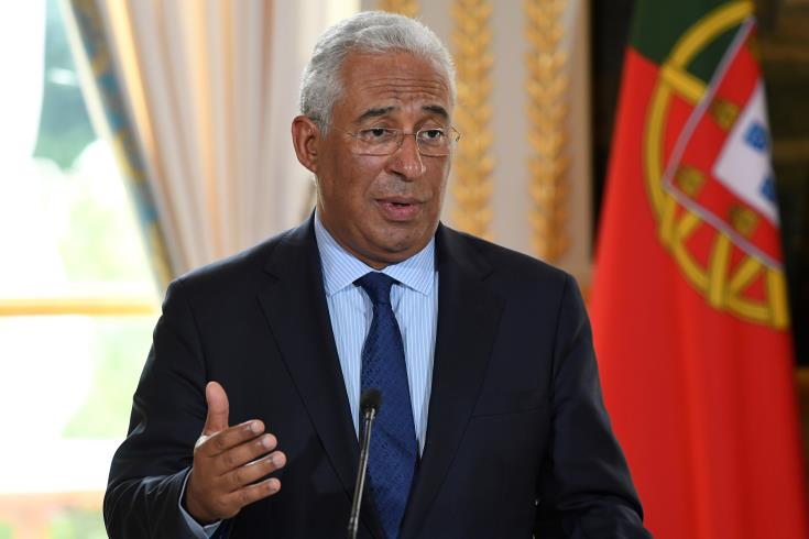 Portuguese PM pays official visit to Cyprus ahead of MED7 Summit