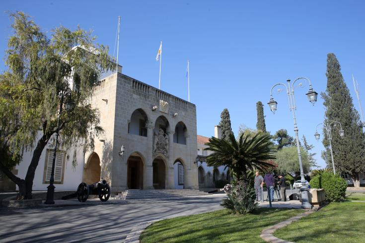 Cypriot ministers convey government's vision for resumption of talks