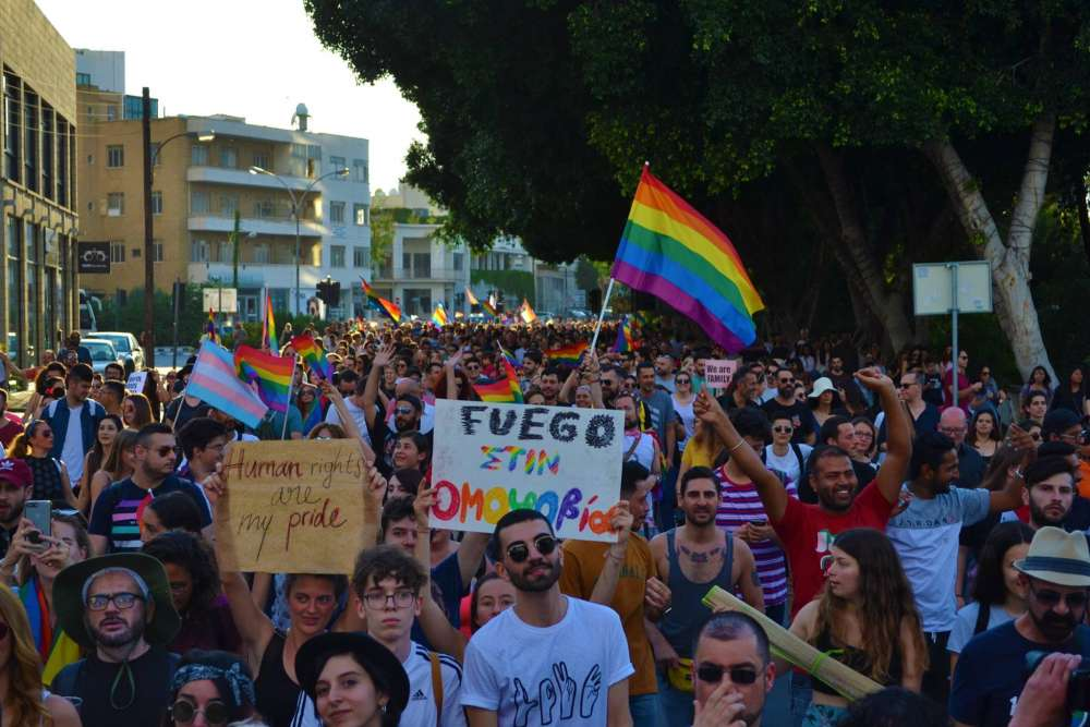 Eurobarometer: 40% of Cypriots wouldn't mind if country's president was gay