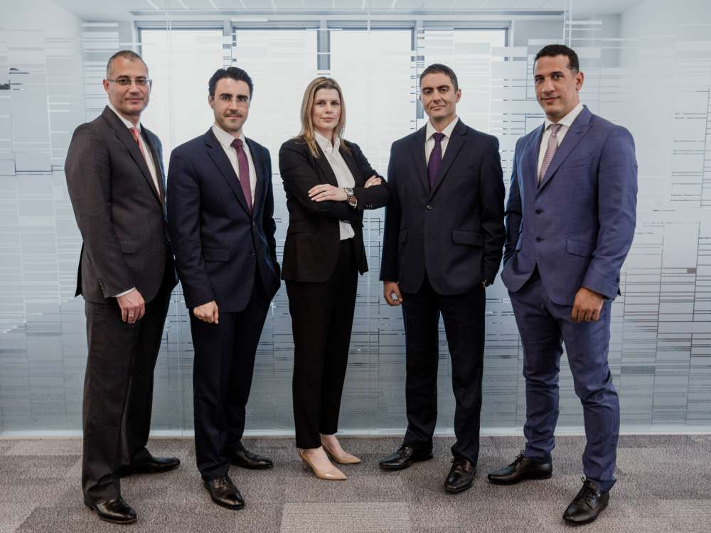 Five new Partners at PwC Cyprus