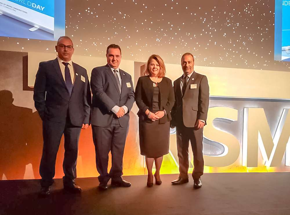 RSM Cyprus partners participate in RSM 2018 World Conference in Toronto