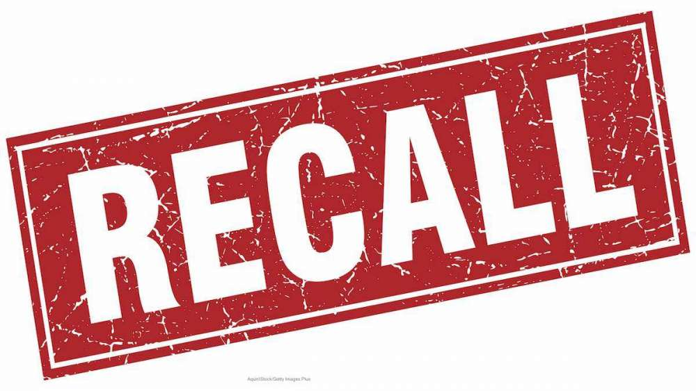 Food recall from Cyprus market