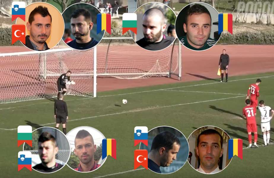 Referees admit involvement in match-fixing scandal in Cyprus (video)