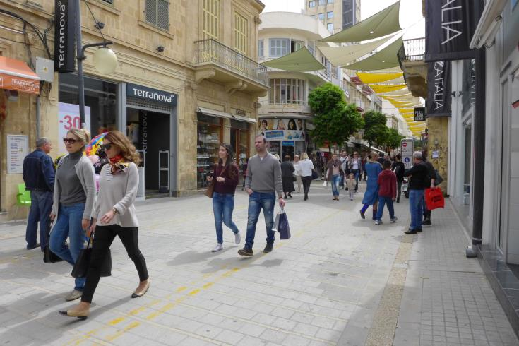 Retail trade turnover up in Cyprus in October