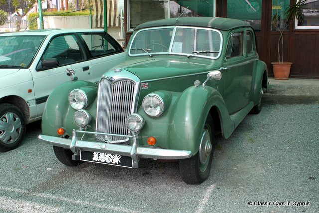 'Classic Cars in Cyprus' is an ode to vintage vehicles roaming the island's streets
