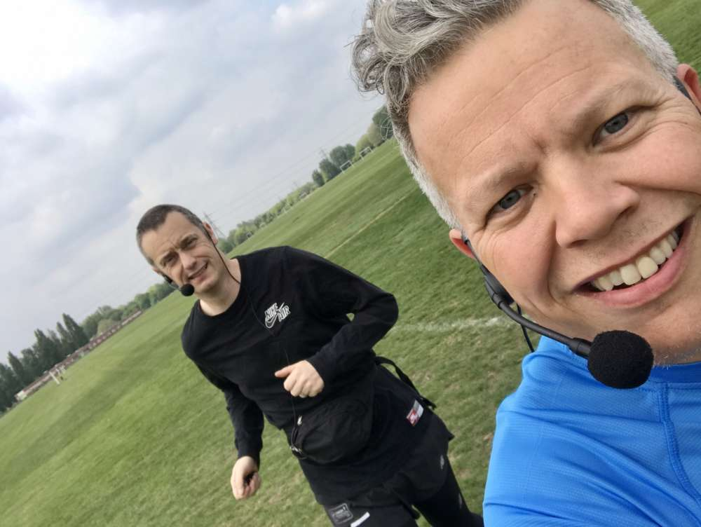Rob Deering and Paul Tonkinson to Run Limassol next March