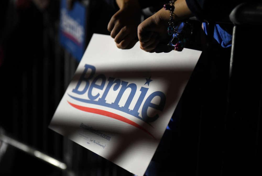 Sanders scores decisive win in Nevada