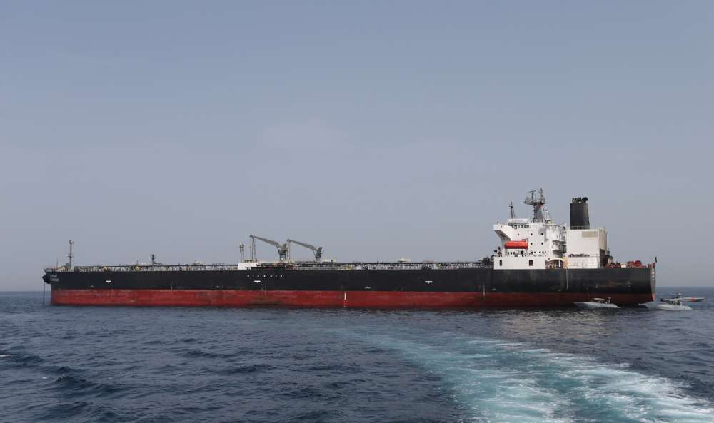 Increased risk and cost for supertankers