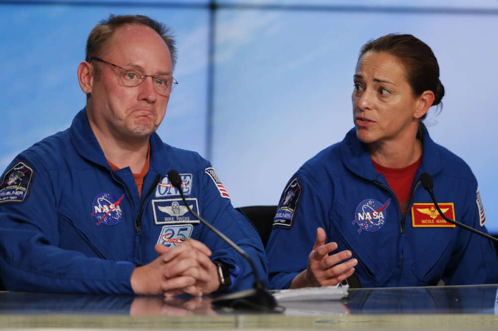 Boeing's test capsule fails in mission to space station