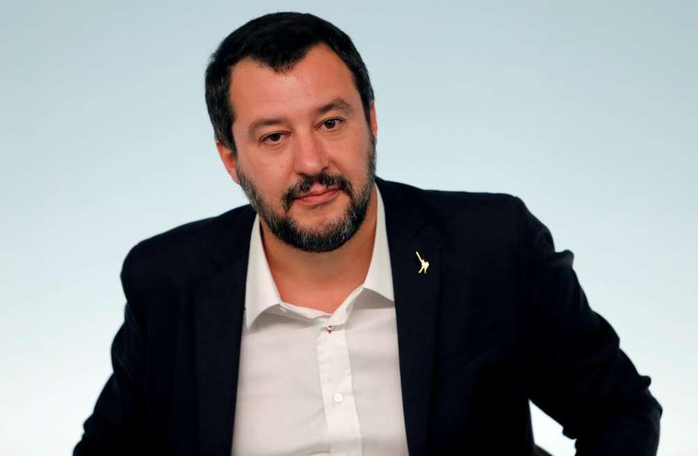 Salvini says Italy won't change budget