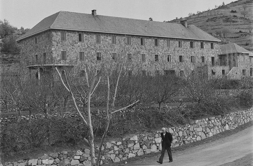 Colonial Architecture: The Kyperounda Sanatorium