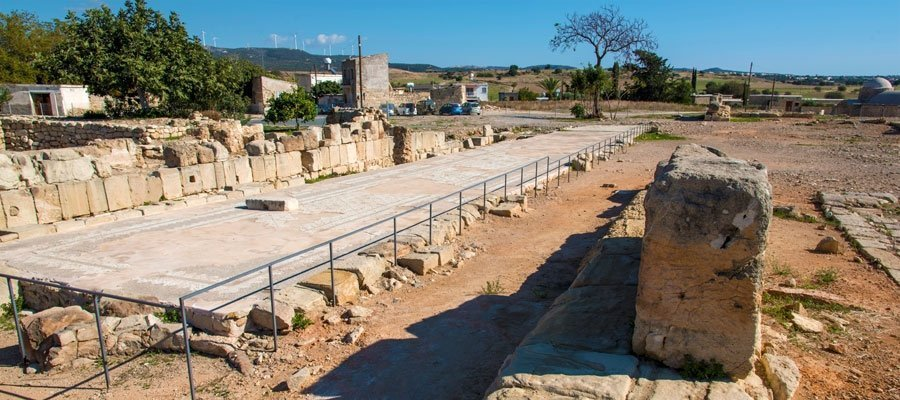 Sanctuary of Aphrodite at Palaipafos