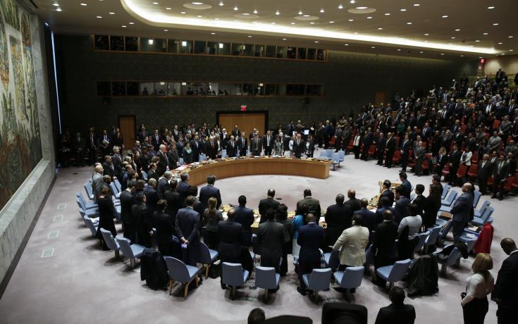 UN chief's report
