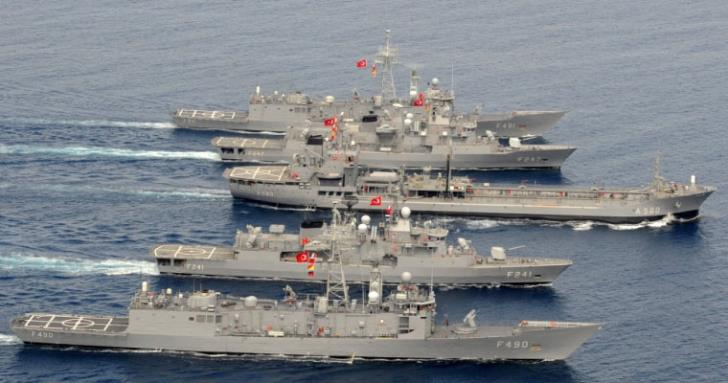 Turkey to establish naval base in occupied north