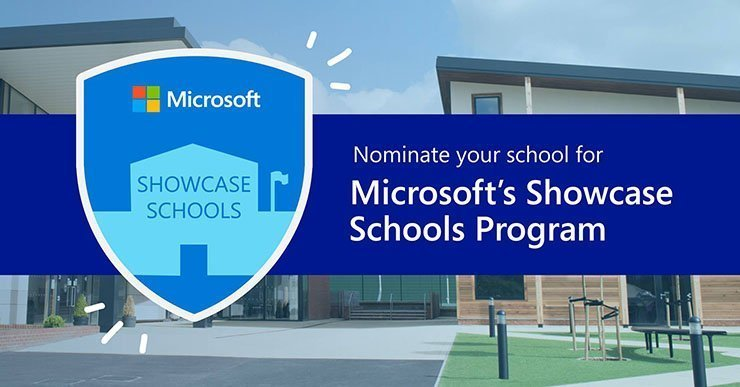 Junior and Senior School become full Microsoft Showcase Schools