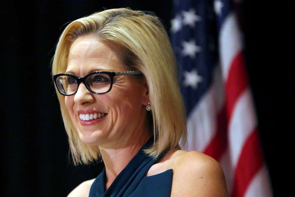 Democrats win Arizona Senate seat; Trump seeks end of Florida recount