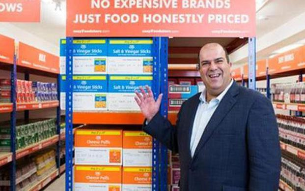 Sir Stelios wins preliminary decision in brand theft case