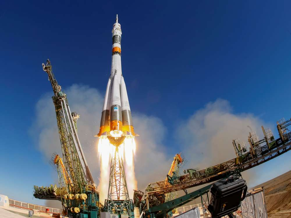 Russia to launch Soyuz rocket following mishap