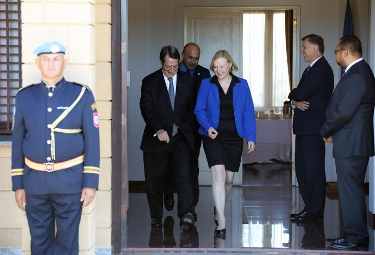 President intends to meet Spehar ahead of UNSC consultations on UNFICYP