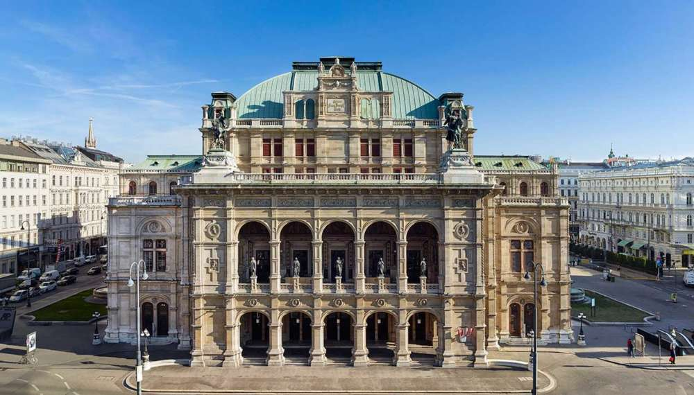 Live streaming from Vienna State Opera for free