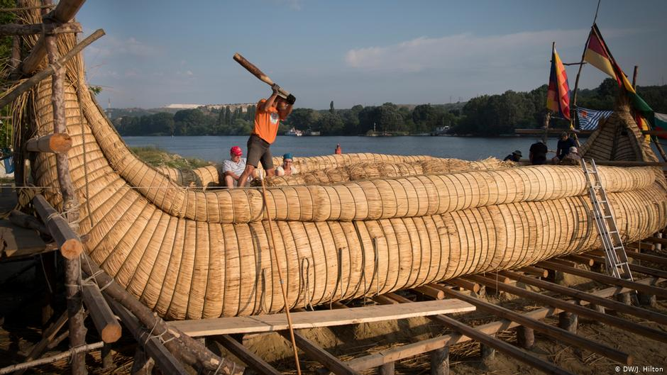 Replica of ancient vessel to sail from Bulgaria to Cyprus