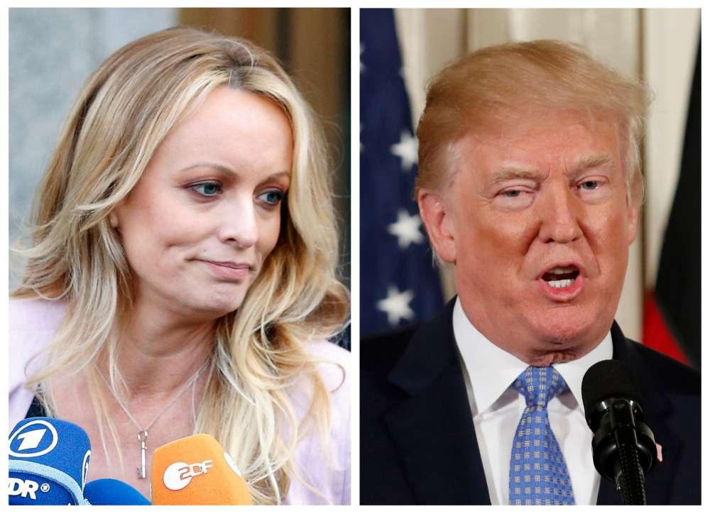 U.S. judge dismisses Stormy Daniels' hush-money agreement case vs Trump