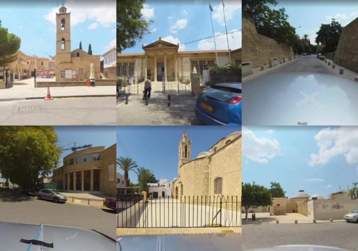 Google Street View finally available for Cyprus